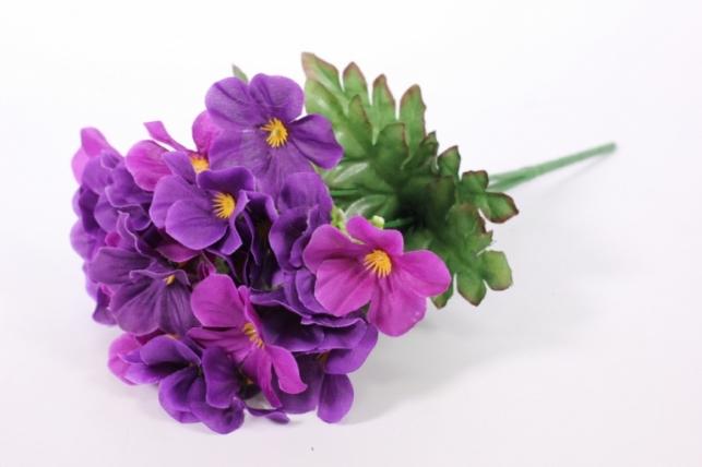 Искусственные растения - Флоксы фиолетово-сиреневые L=30см