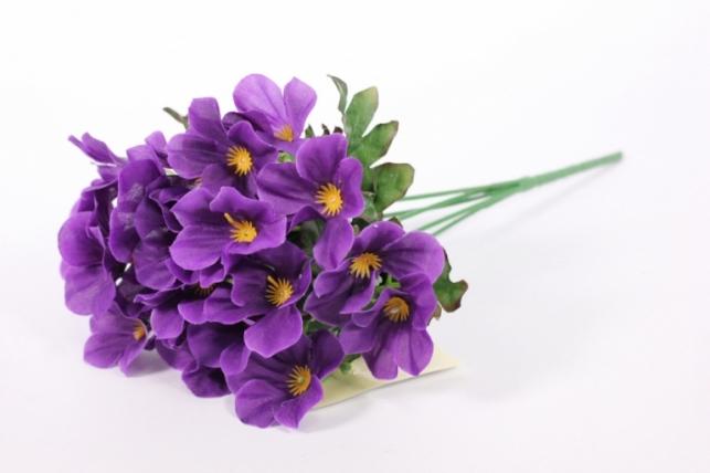 Искусственные растения - Флоксы фиолетовые L=30см