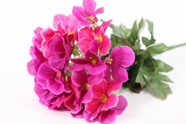 Искусственные растения - Флоксы малиново/фуксия L=30см