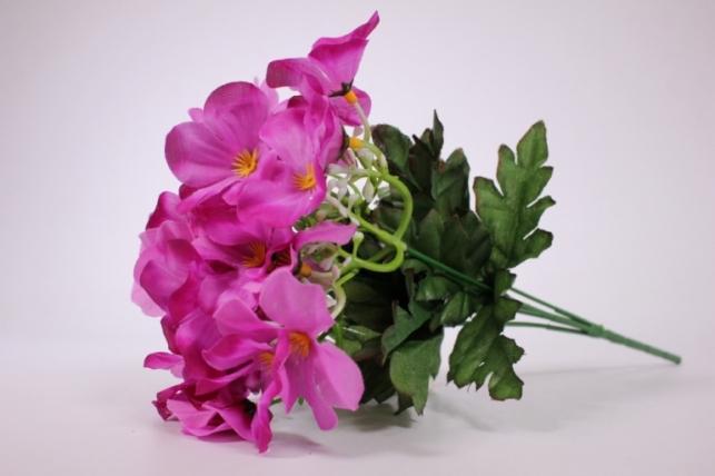 Искусственные растения - Флоксыпурпурные L=30см