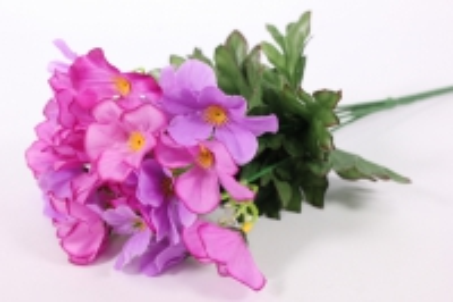 Искусственные растения - Флоксы розово-сиреневые L=30см
