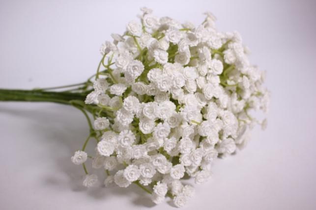 Искусственные растения - Гипсофила 45см белая (6шт в уп) SUN455