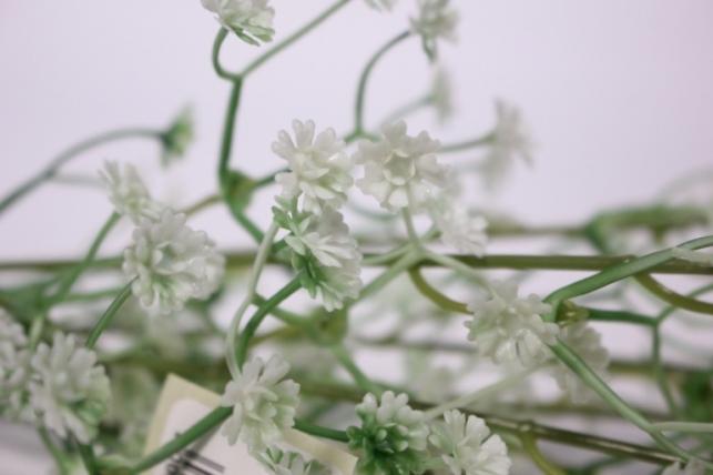 искусственные растения - гипсофила белая