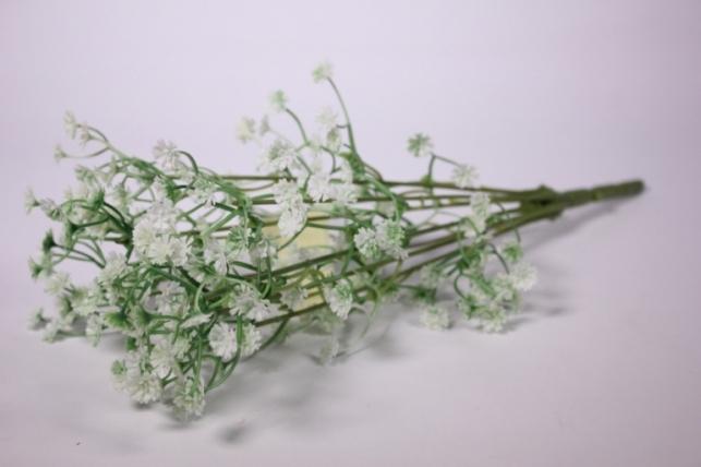 Искусственные растения - Гипсофила белая 35см