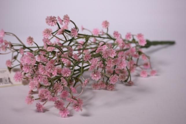 Искусственные растения - Гипсофила розовая 35см