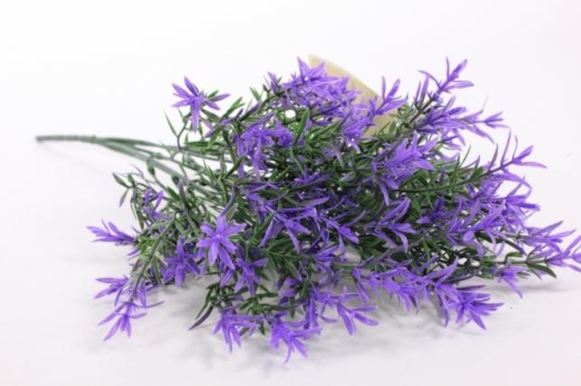 Искусственные растения - Иглицасиреневая L=40см