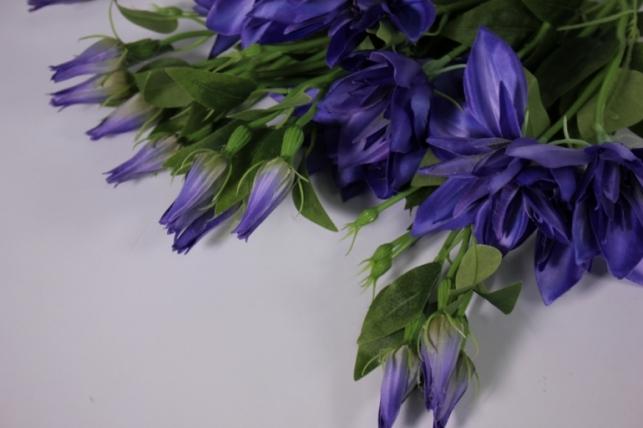 искусственные растения - клематиссиний45см(12штвуп)sun444