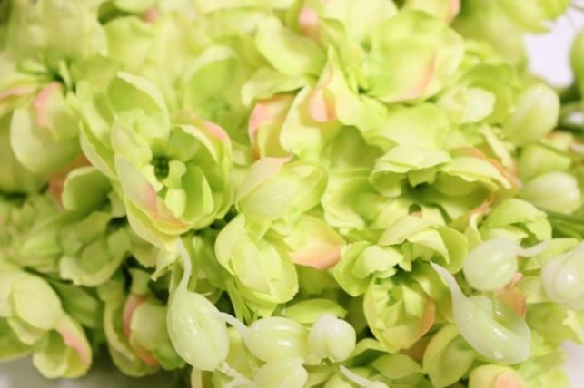 искусственные растения - левкой 45см салатовый (12шт в уп) sun476