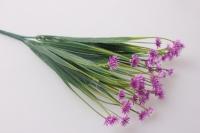 Искусственные растения - Лютик пурпурный GA63