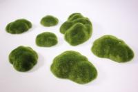 Искусственные растения - Мох декоративный (7шт в уп) ZBW6008