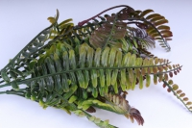 искусственные растения - папоротник 40 см gab89 - код 4155