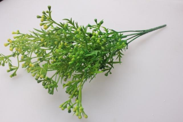 искусственные растения - полынь желтая  букет  ga10