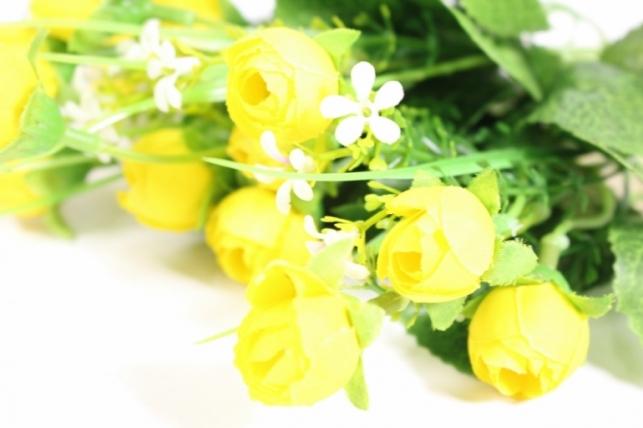 искусственные растения - ранункулюс 25см xd009 (код 7626)