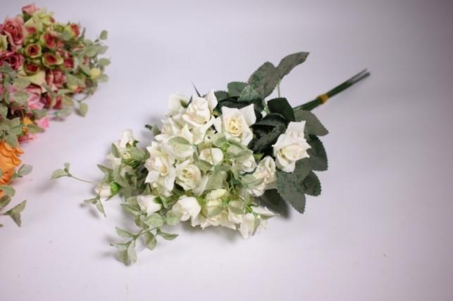 искусственные растения - роза ассорти 55см (12шт в уп) liu288