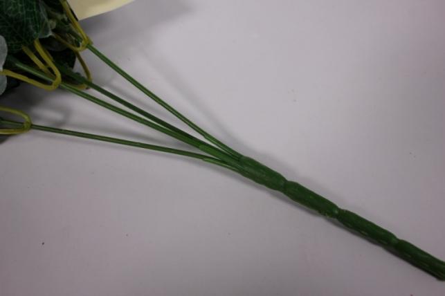 искусственные растения - розакудряваяшампаньбукет30см