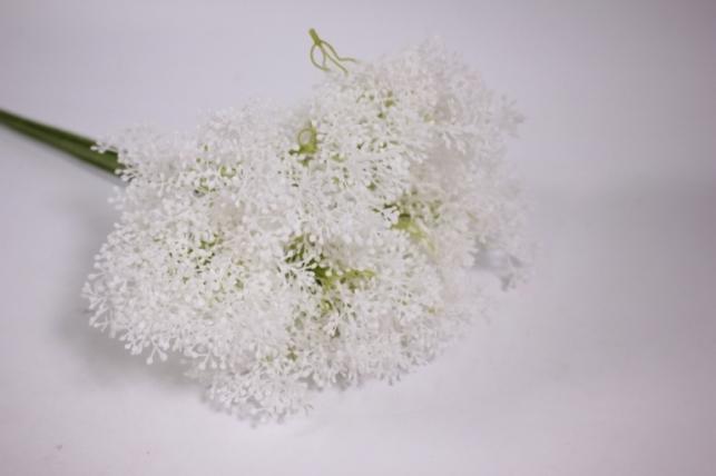 искусственные растения - таволга 40см белая (5шт в уп) san360