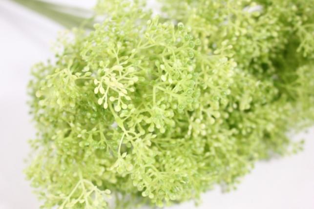 искусственные растения - таволга 40см зелёная (5шт в уп) san360
