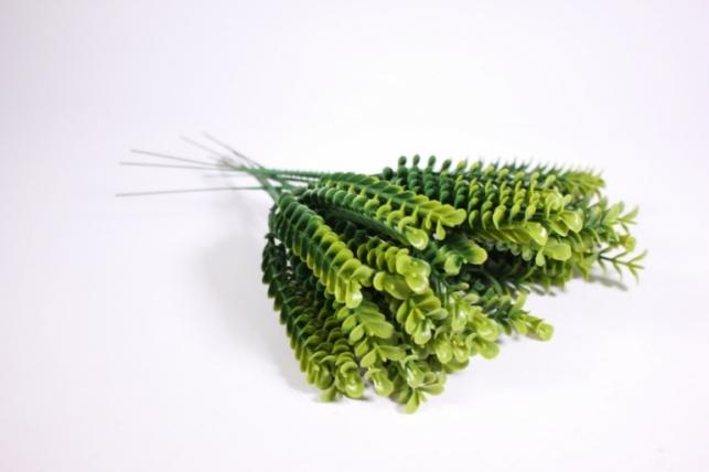 искусственные растения - ветка  (12шт в уп) gadн27 (код 7802)