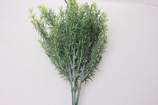 искусственные растения - ветка  аспарагуса 2183