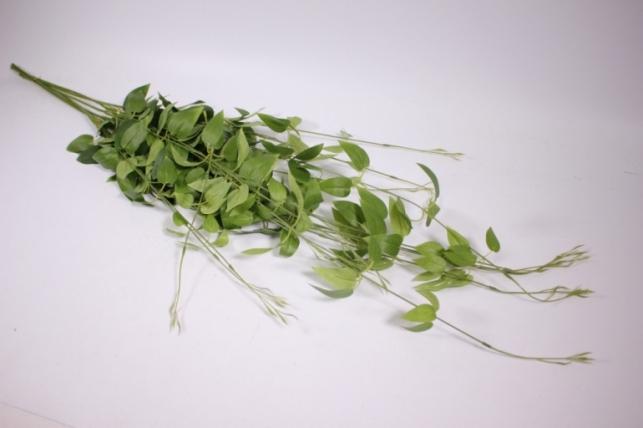 искусственные растения - ветка зеленая 100см sun350