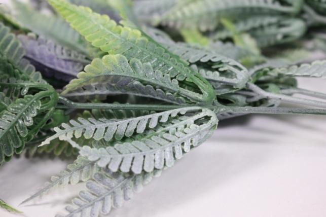 искусственные растения - веточка сиреневая 40см (10шт в уп) ava37 (код 9675)