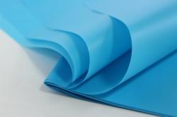 Калька матовая  однотонная лист 60*60см. (20л/пач) Голубой