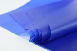 Калька матовая  однотонная лист 60*60см. (20л/пач) Синий