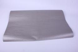 Картон флористический серебро (5 листов 50*70) 125 г/м