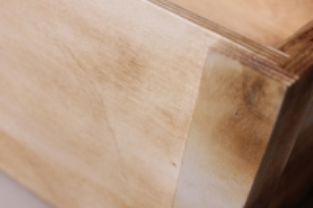 кашпо (3шт в наборе) дерево прямоугольник трапеция с ручками сердца 41х31х30 8558