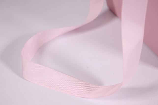 кашпо для цветов (квадрат с ручками) розовое