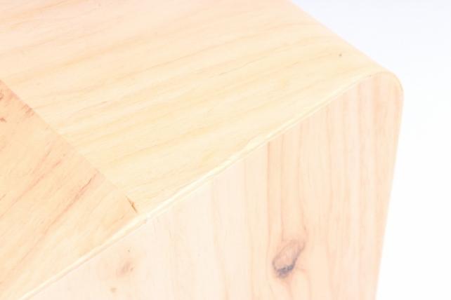 Кашпо-коробка Прямоугольник Цветочница  Светло-коричневый,   (W7064) 8047