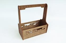 Кашпо-ящик (С) для цветов  День знаний Дуб