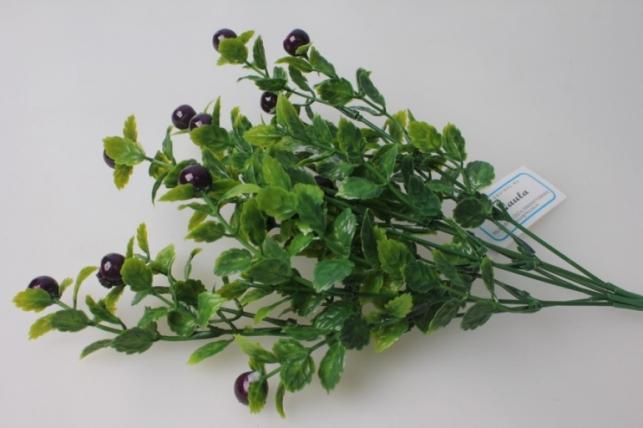 кизил черничный gaр84 - искусственные растения
