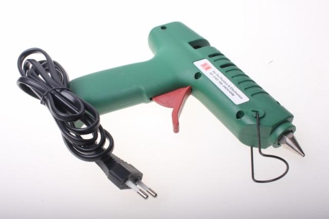 Клеевой пистолет. Клеевой пистолет для рукоделия в пластиковой коробке (1,27 см)