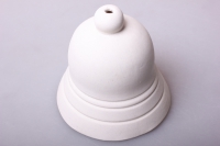 Колокольчик классический (керамика) 8х8.5см.