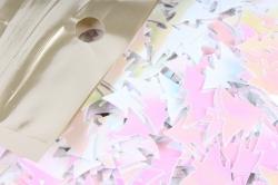 Конфетти 2cm, 15г, в асс., белый Елка  CAA005130(А)