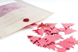 Конфетти 2cm, 15г, в асс., красный  Елка  CAA005120(А)