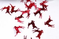 Конфетти, 40г, в асс., красный  Олень AWR100020(А)