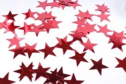 Конфетти, 40г, в асс., красный  Звезда AWR100020(А)