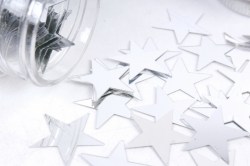 Конфетти, 40г, в асс., серебро  Звезда  AWR100010(А)