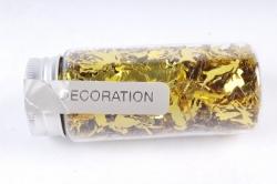 Конфетти, 40г, в асс., золото  Олень  AWR100000(А)
