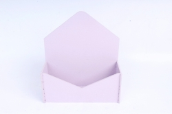 Конверт малый  МДФ 3мм, окрашен., Лавандовый, ПУ302-02-4343