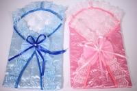 Конверт розово/голубой (девочка/мальчик) 2шт в наборе (16)