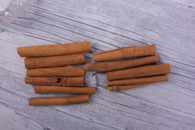 Корица в палочках (10шт в пакете) 9-10см