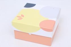 Коробка одиночная подарочная - Прямоугольник Универсальный 10*10*5.5см 1шт 460000071110