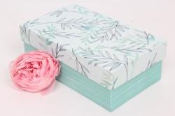 Коробка одиночная подарочная - Прямоугольник  Универсальный 15,5*9*5,5см 1шт 600000100802