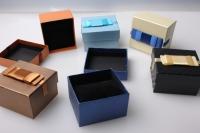 """Коробка подарочная """"Квадрат"""" (6шт в упак.) (цена за 1 шт) цвета в ассортименте"""