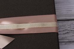 Коробка подарочная одиночная 1шт - Прямоугольник под рубашку шоколад 31*23*5см К740