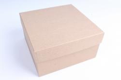 Коробка подарочная (1шт)- Квадрат КРАФТ Пин212