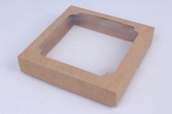 Коробка-трансформер Крафт 14,5*14,5*3см  Е2.1